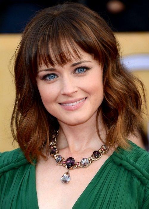 16 Penteados de celebridades impressionantes para enquadrar o seu formas de rosto