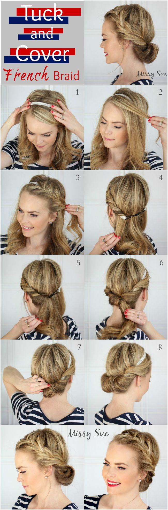 16 Penteados impressionantes com tutoriais passo-a-passo