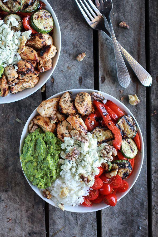 17 Receitas fáceis para refeições de um bowl