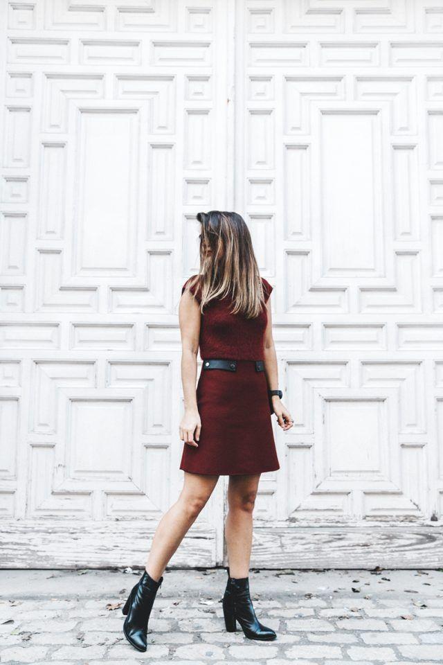 Borgonha-vestido-e-botas via