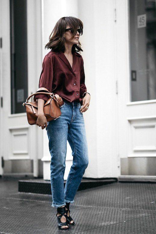 Borgonha-shirt-e-jeans-jeans via