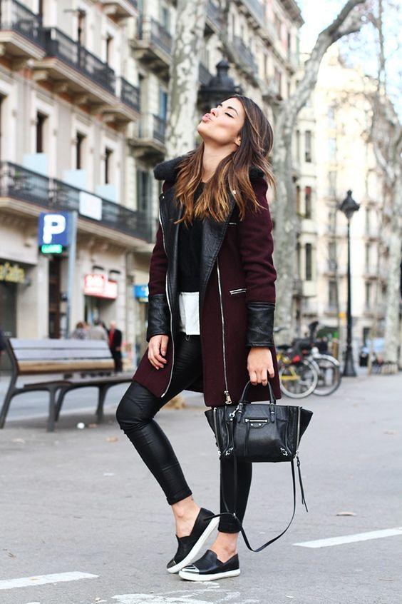 Borgonha-coat via