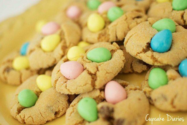 Pastel Biscoitos do ovo