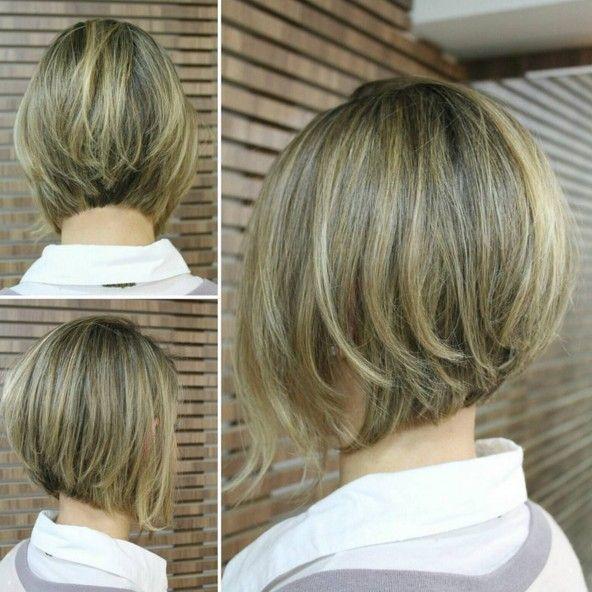 18 Penteados curtos fantásticos para mulheres 2016