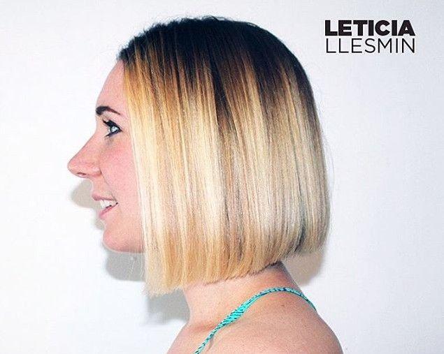 18 Penteados bob contundentes populares para cabelo curto - cortes prumo sem corte curtas