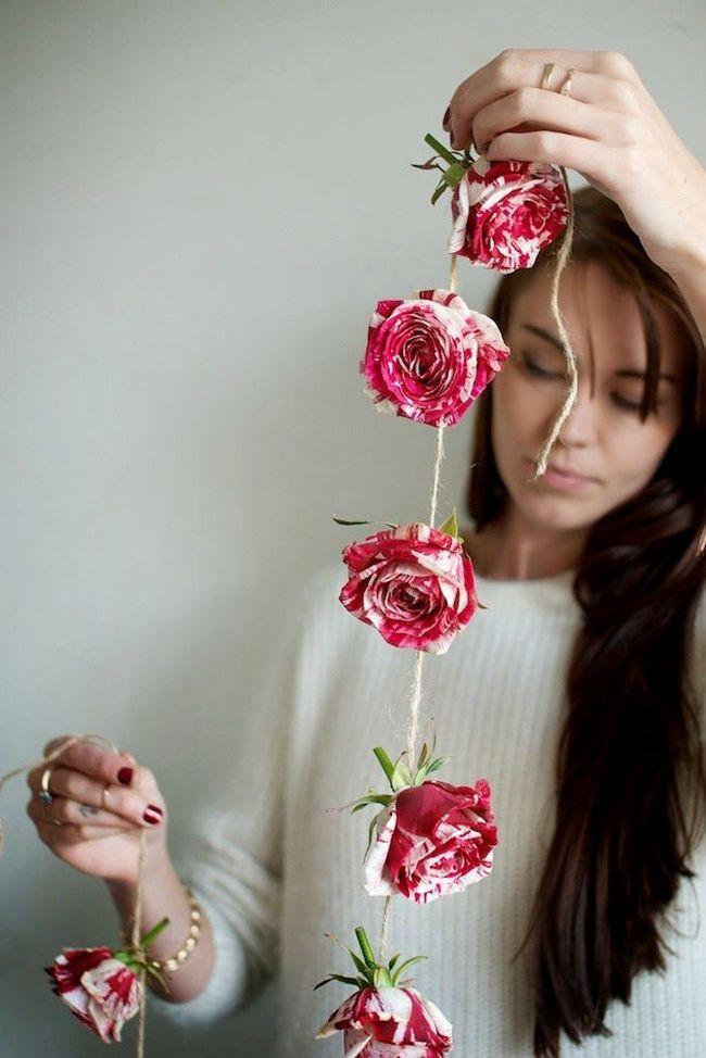 18 Projetos diy-inspiradas rose