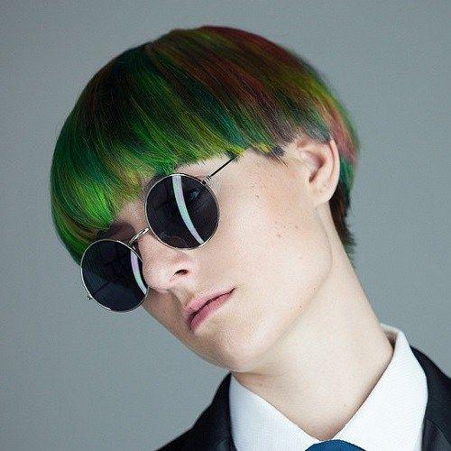 Retro Bacia Haircut