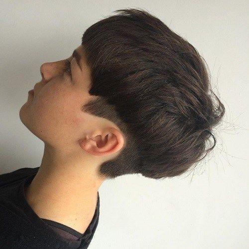 Boyish cabelo Bacia