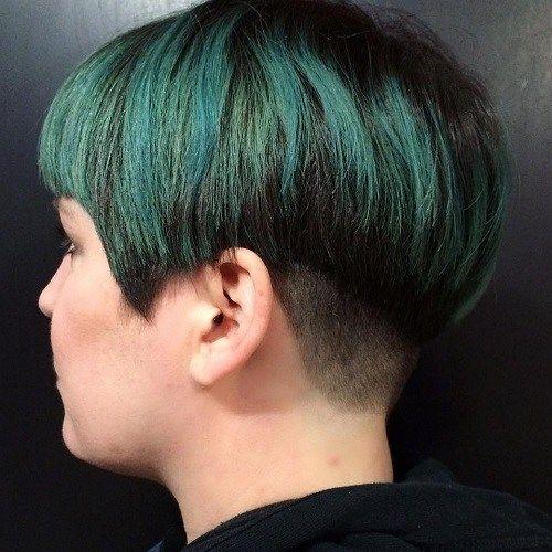 Emerald Cabelo Bacia