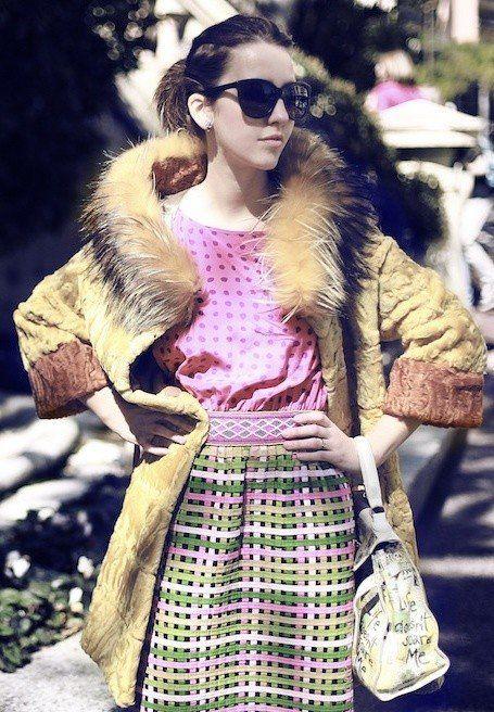 Idea roupa linda para o Outono