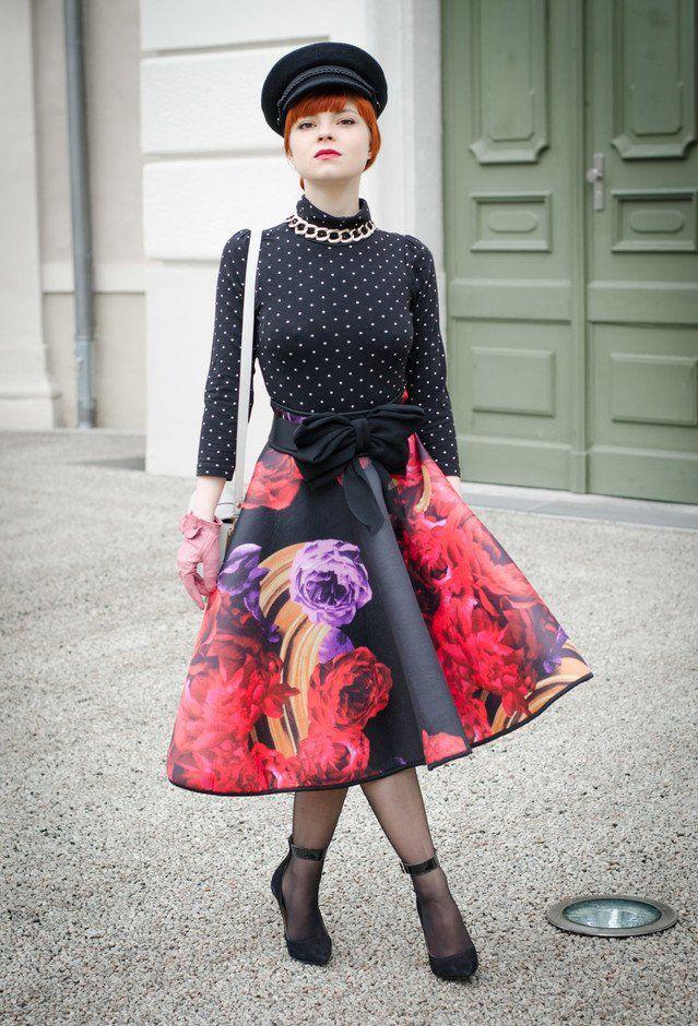Idea Outfit Vintage por Mulheres