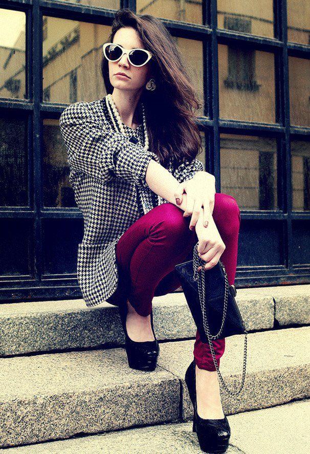 Elegante Idea Outfit Vintage