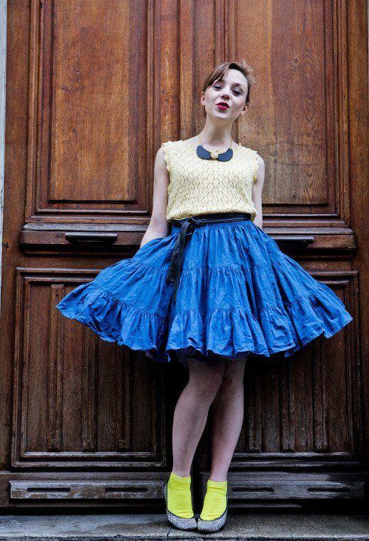 Consideravelmente ideia retro roupa para Mulheres Jovens