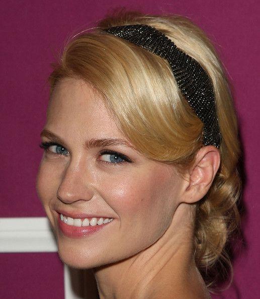 20 Penteados chiques com headbands para as mulheres jovens