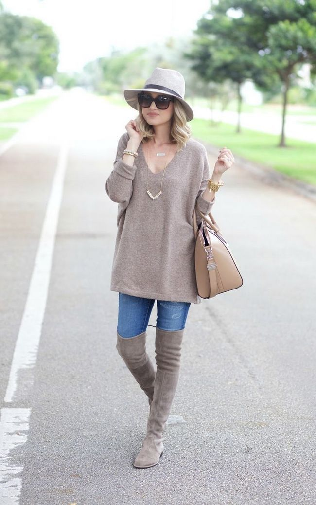 Outfit Two Tone