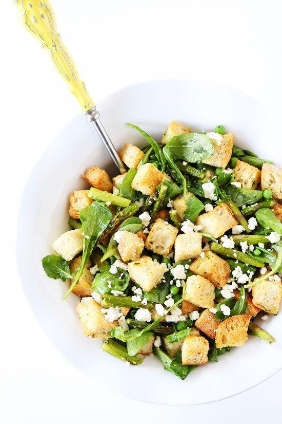 Salada Primavera Panzanella