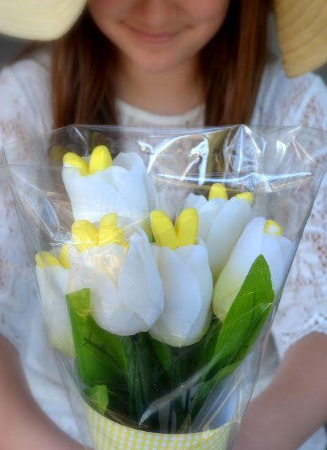 Peeps Bouquet