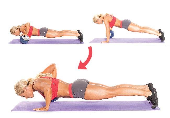 20 Flexões extremas
