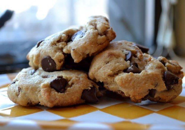 20 Receitas de biscoitos caseiros para esta primavera