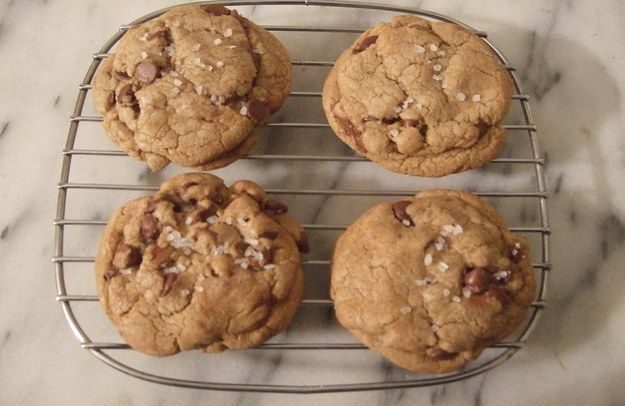 Nutella enchido Chocolate Chip Cookies
