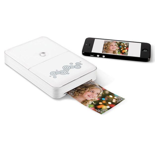Impressora Portátil Smartphone Foto