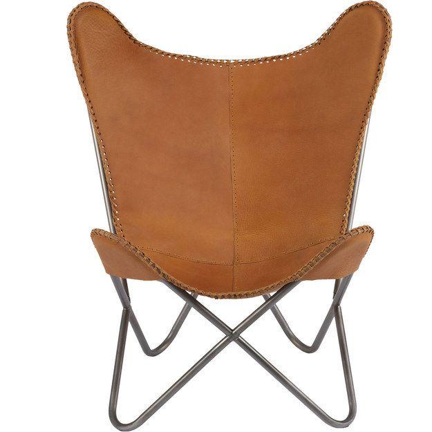 Cadeira de borboleta