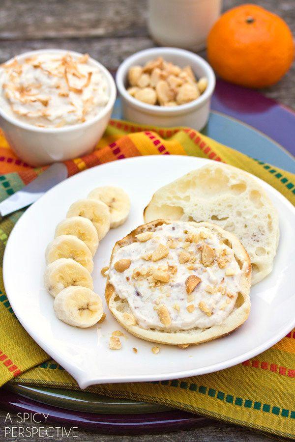 Coco torrado Breakfast