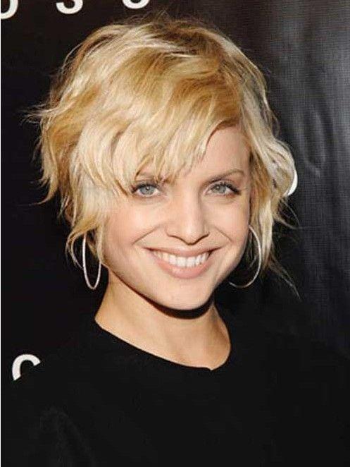 20 Penteados ondulados curtos 2014 - cortes de cabelo curto da moda para as mulheres
