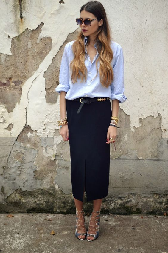 Outfit sofisticada