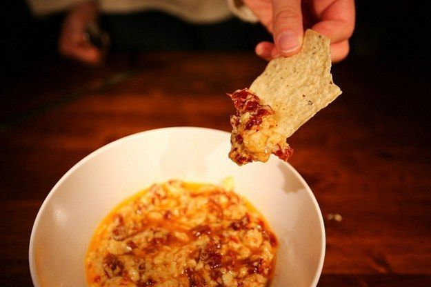 Sun-dried Tomate e Brie Dip