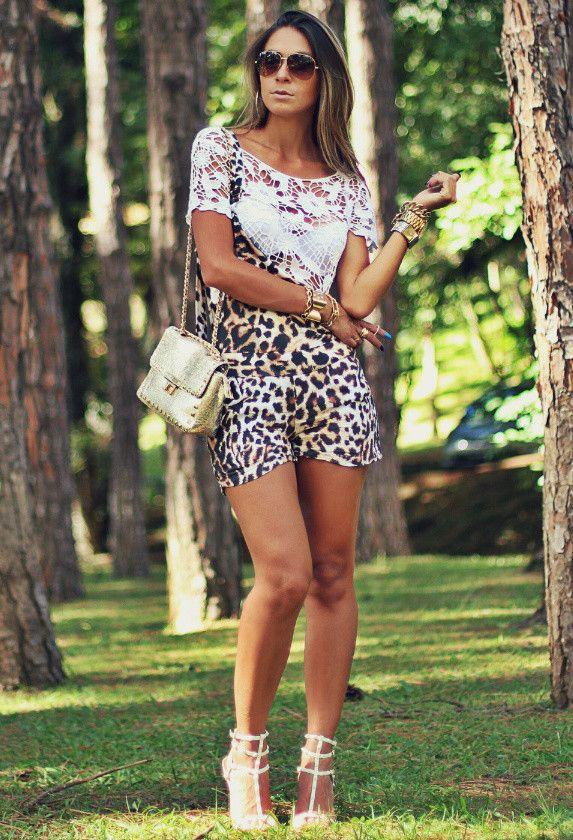 20 maneiras de usar shorts no verão de 2014