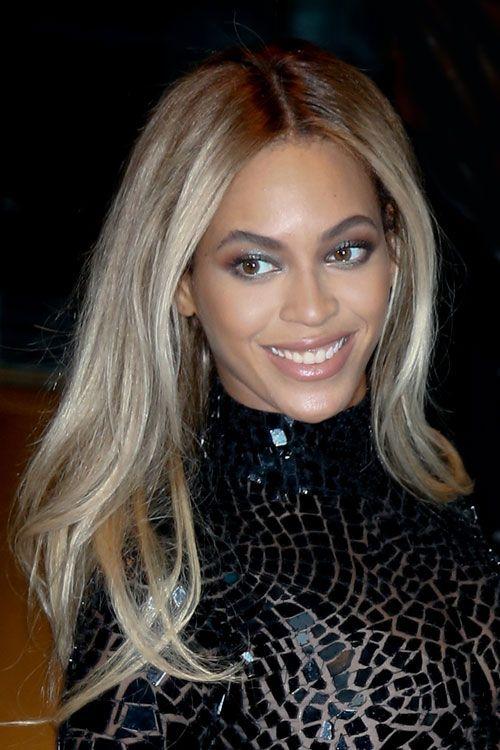 2014 Melhores penteados cinzas loira
