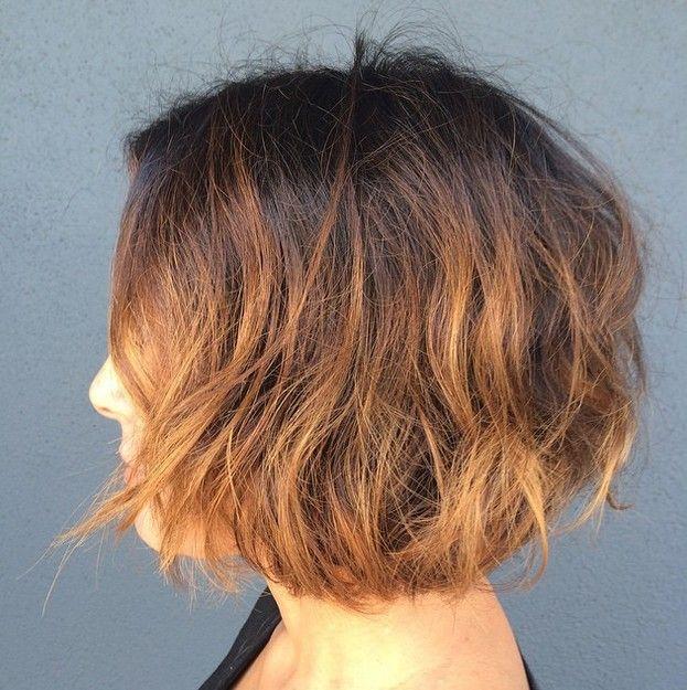 21 Penteados bob picado - últimas penteados mais populares para mulheres