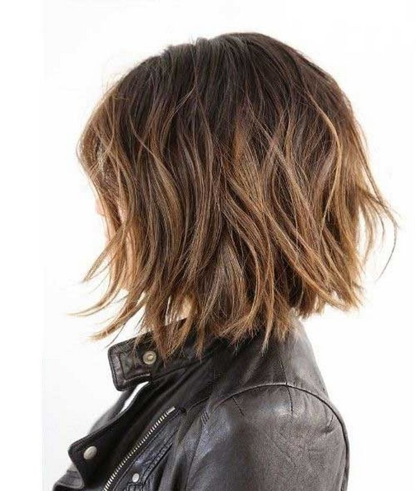 penteados Bob curto para as mulheres