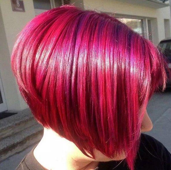 22 Penteados bob invertido bonitos & elegantes
