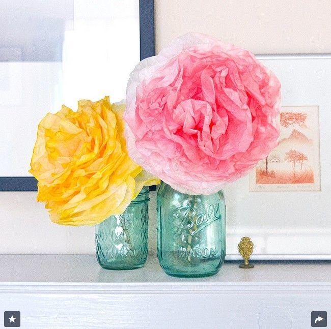 22 Flor ideias diy para tentar nesta primavera
