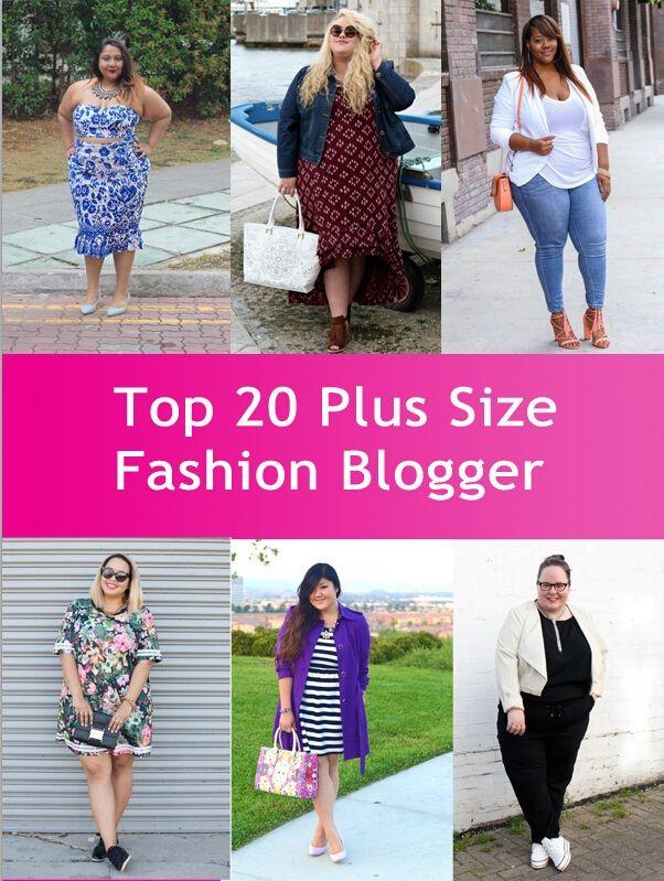 22 Mais blogueiros de moda de tamanho que você pode querer seguir