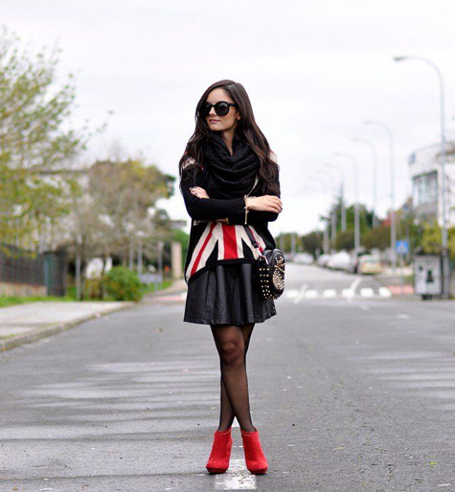 Bandeira Cool Black UK Outfit