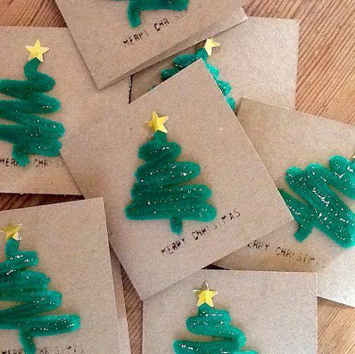 Artesanato Árvore de Natal