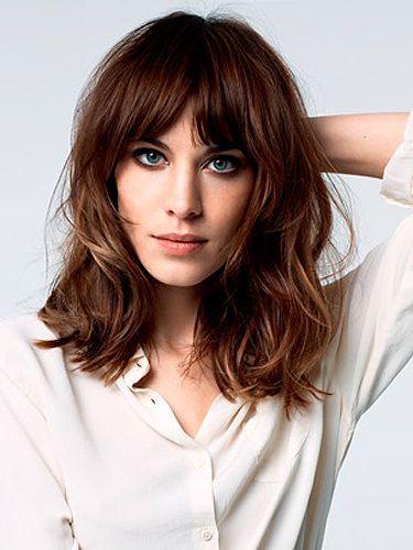 23 Cortes de cabelo do prumo mais modernos para as mulheres