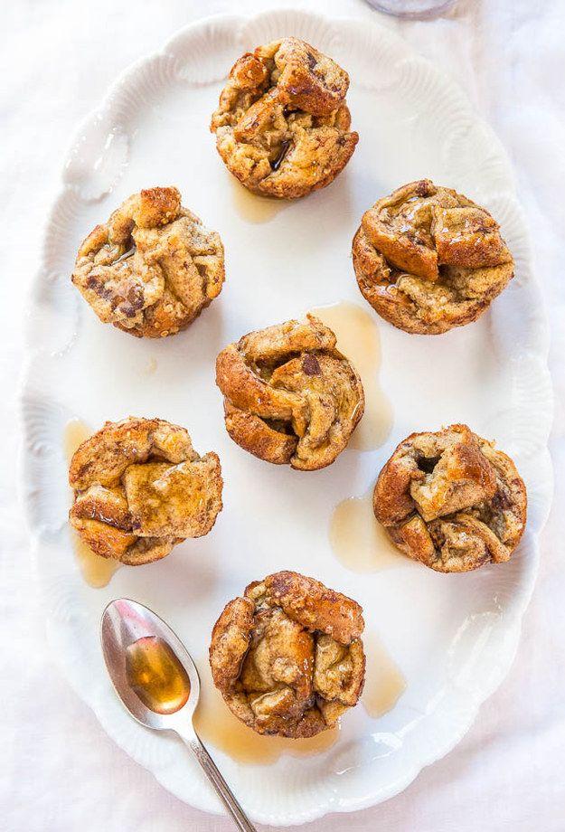 Muffins Rabanada