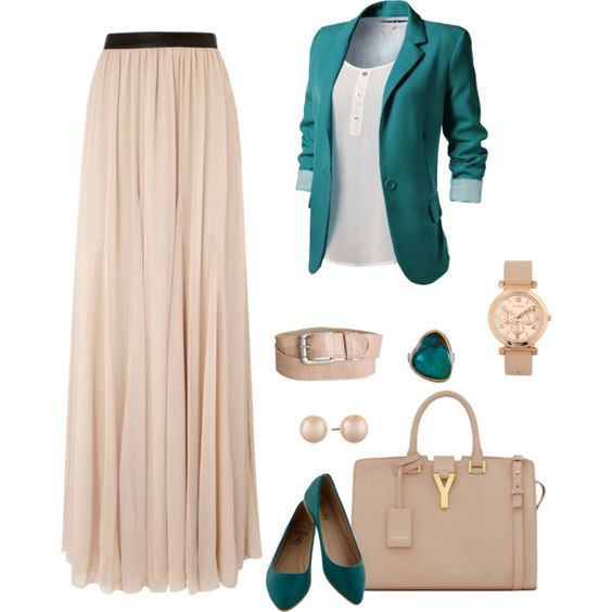 9 a 5 Outfit