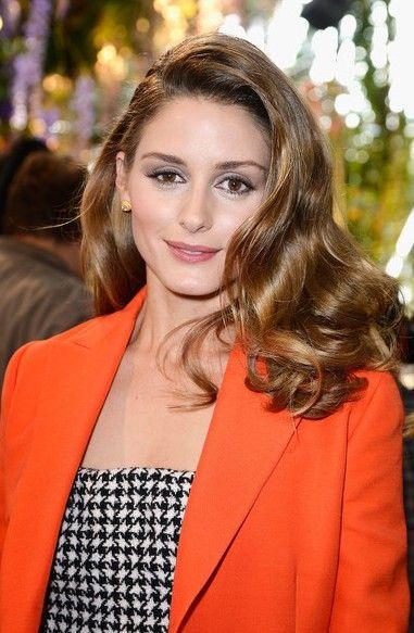 Olivia Palermo Médio Curls
