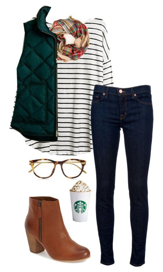 30 Ideias polyvore roupa clássica para a queda