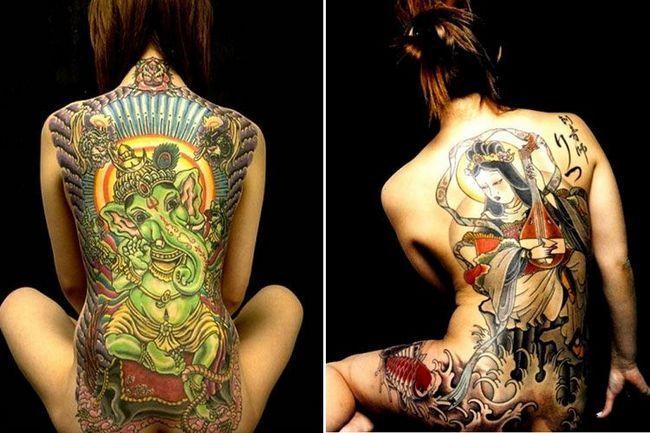 Tatuagem desenhos religiosos