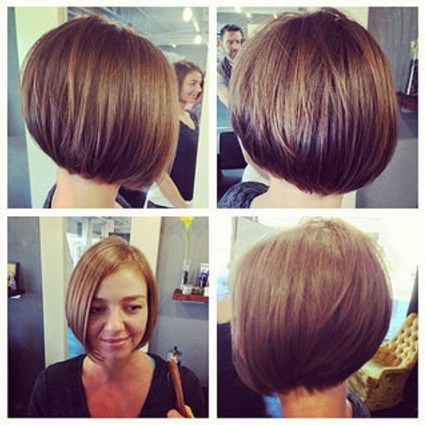 Curto Liso Bob Haircut