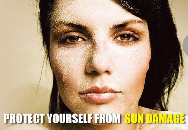 4 Maneiras de proteger seu rosto do sol