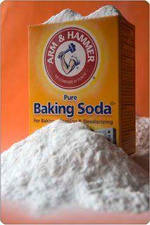 Top 20 maneiras de usar bicarbonato de sódio