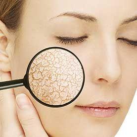 Como fazer maquiagem para a pele seca