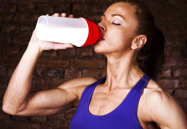 5 Mitos refeição líquida